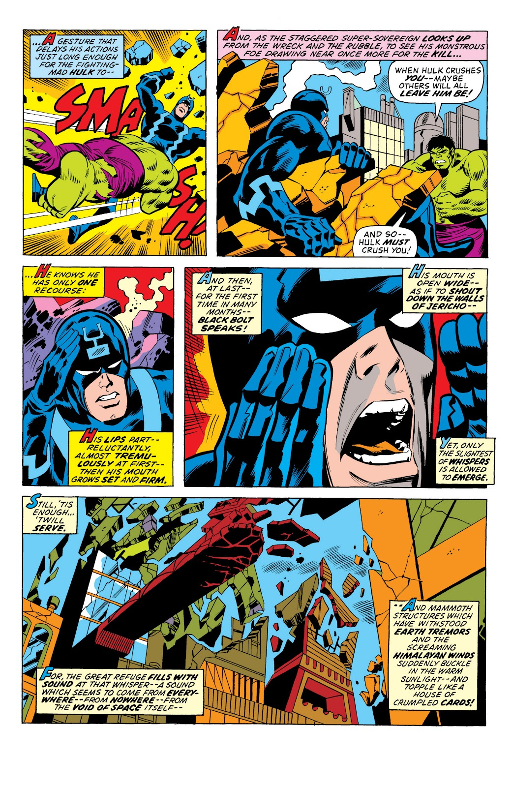 Read online Marvel Masterworks: The Incredible Hulk comic -  Issue # TPB 10 (Part 2) - 4