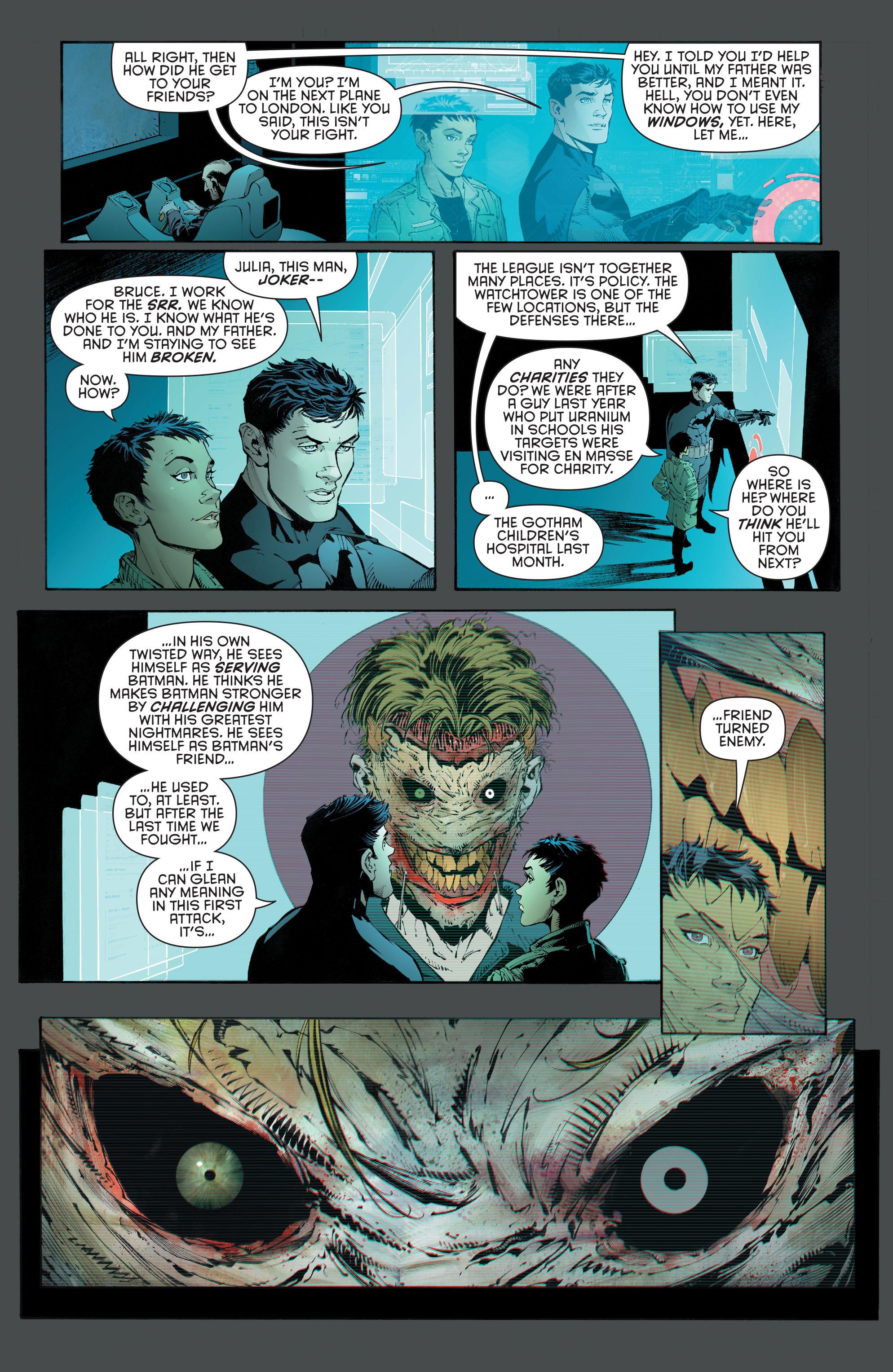 Read online Batman (2011) comic -  Issue # _TPB 7 - 42