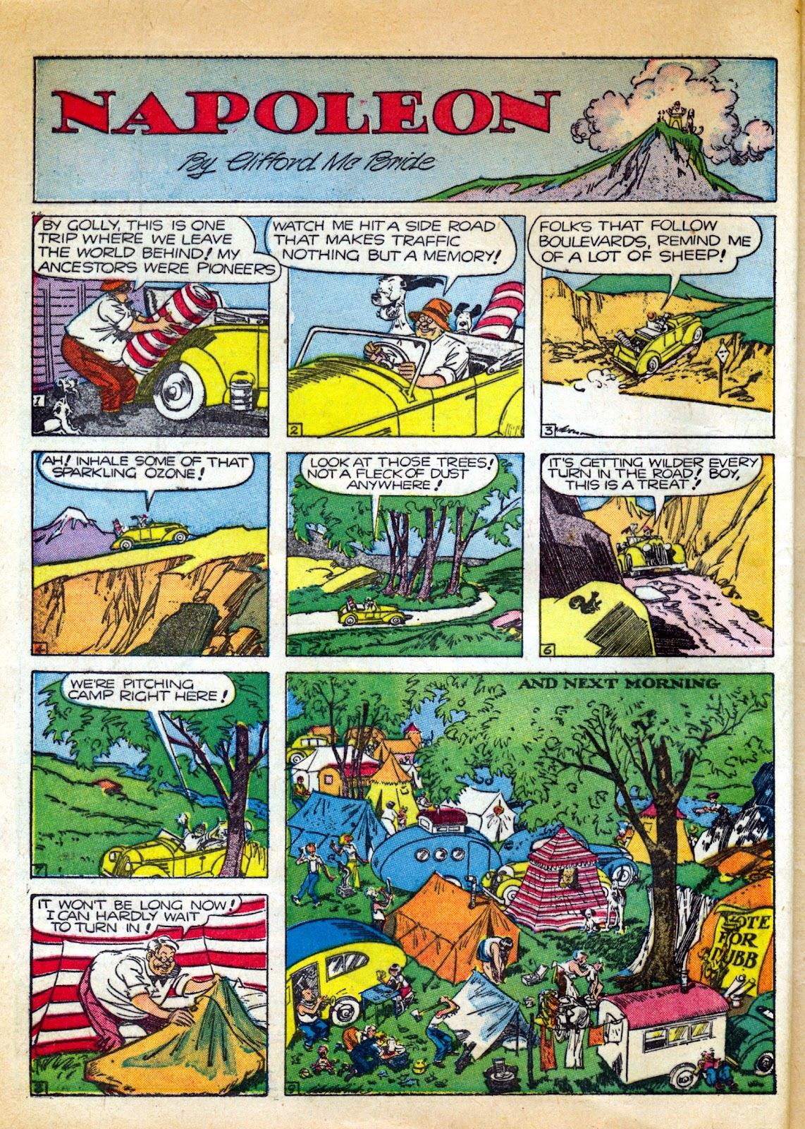 Read online Famous Funnies comic -  Issue #82 - 52