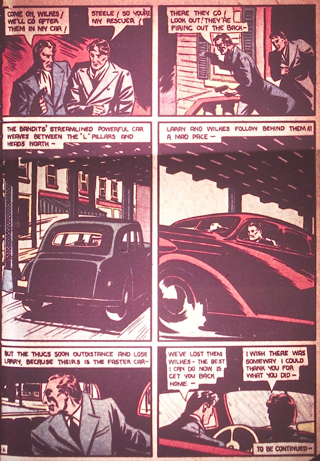 Detective Comics (1937) 10 Page 14