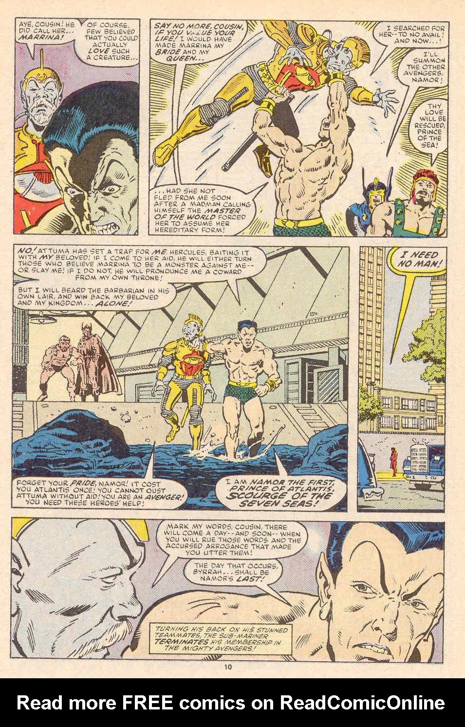 Read online Alpha Flight (1983) comic -  Issue #36 - 11