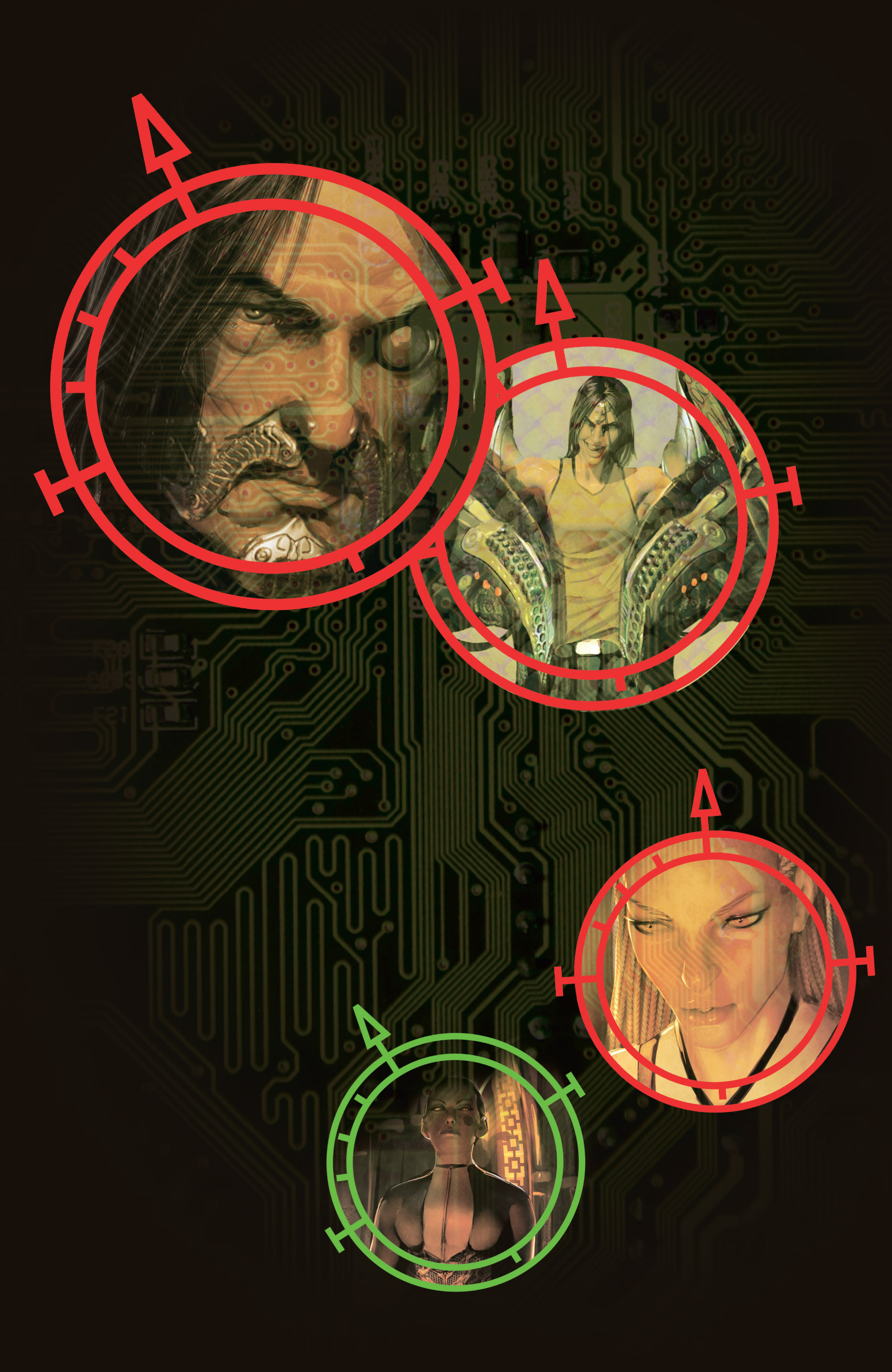 Read online Aphrodite IX (2013) comic -  Issue #Aphrodite IX (2013) _TPB 1 - 47