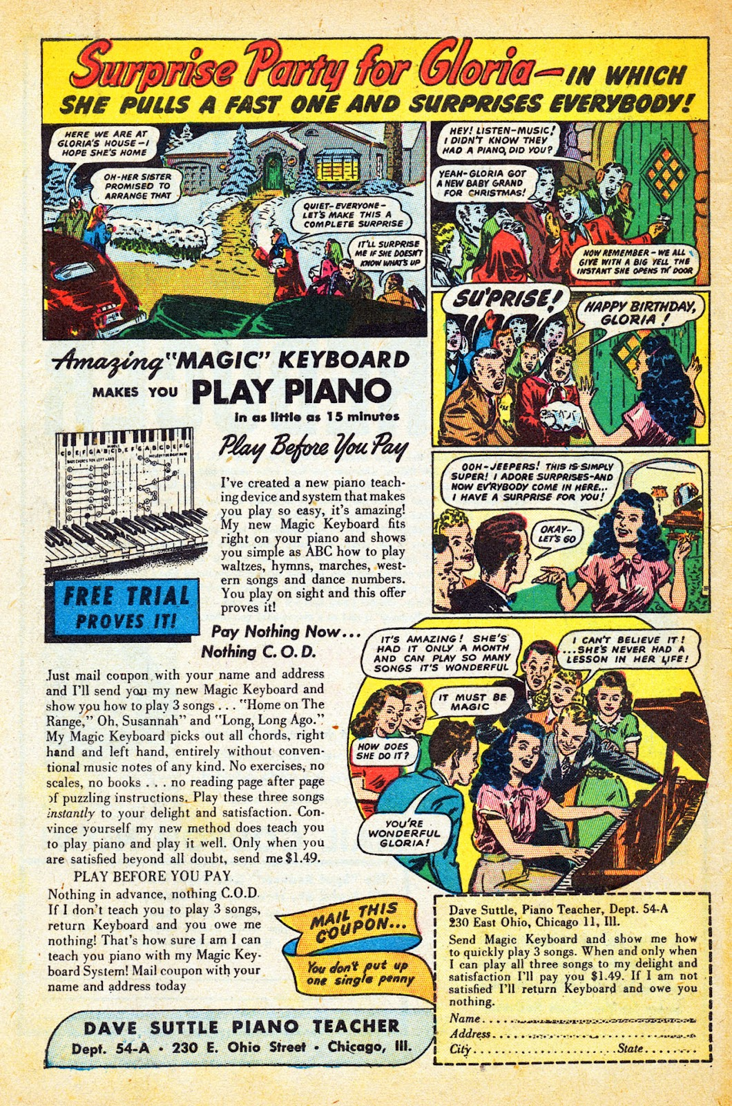 Read online Nellie The Nurse (1945) comic -  Issue #12 - 50