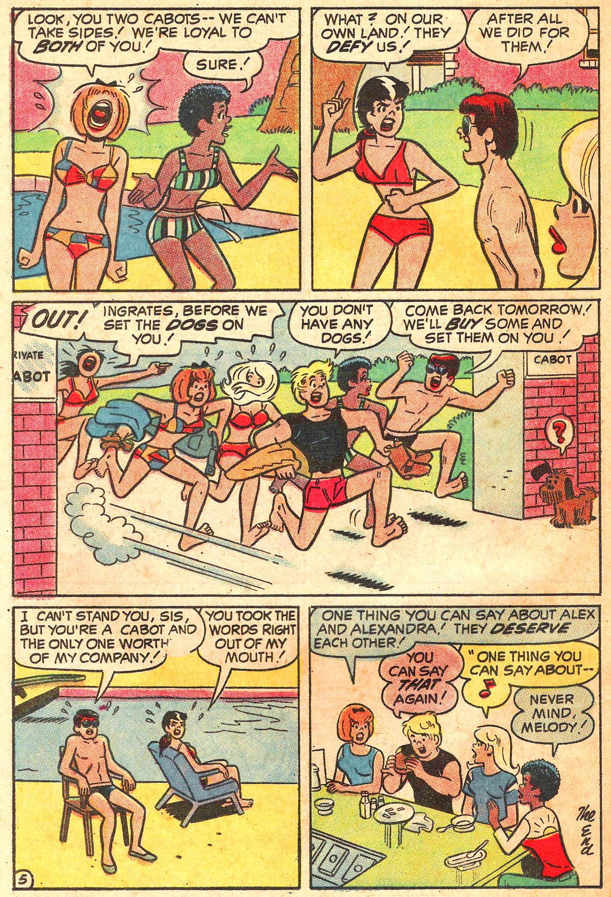 Read online She's Josie comic -  Issue #56 - 40