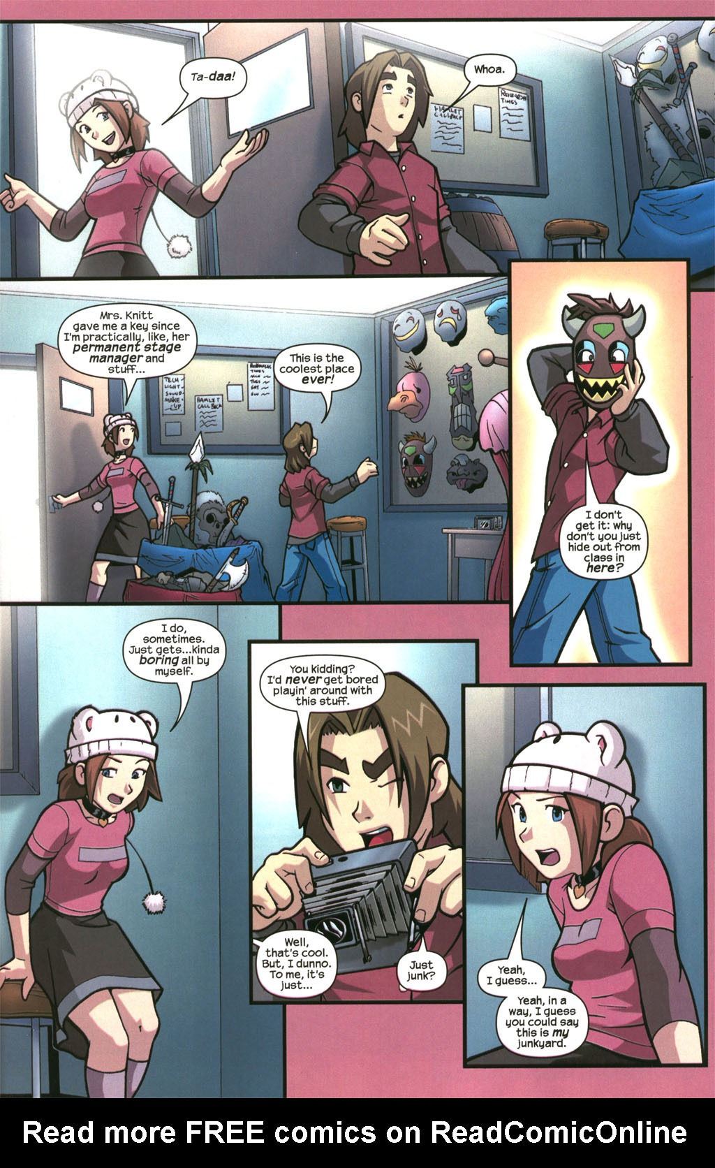 Read online Sentinel comic -  Issue #3 - 17