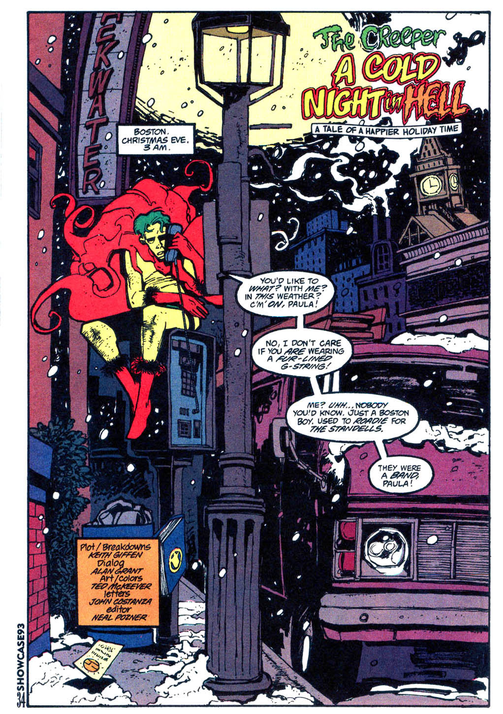 Read online Showcase '93 comic -  Issue #12 - 30