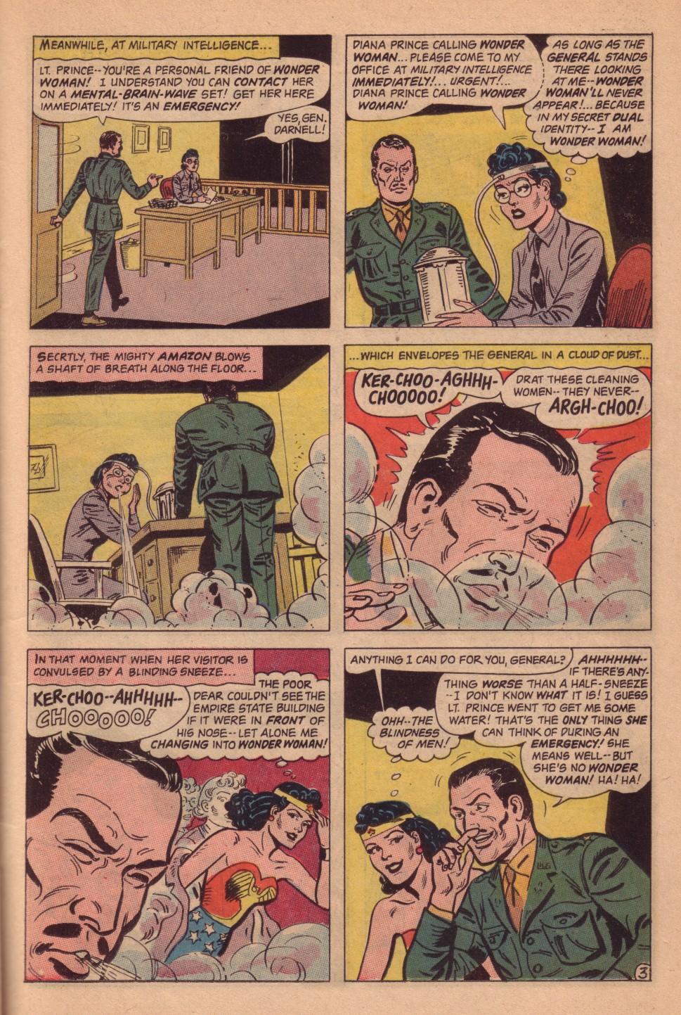Read online Wonder Woman (1942) comic -  Issue #161 - 23