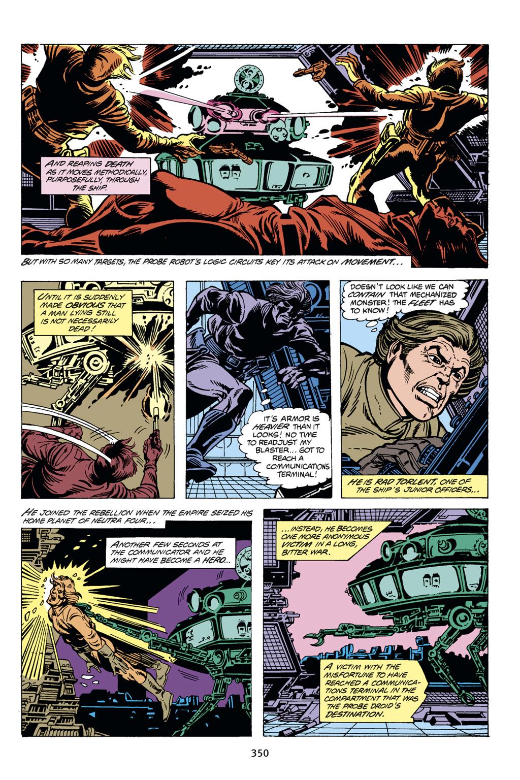 Read online Star Wars Omnibus comic -  Issue # Vol. 14 - 347