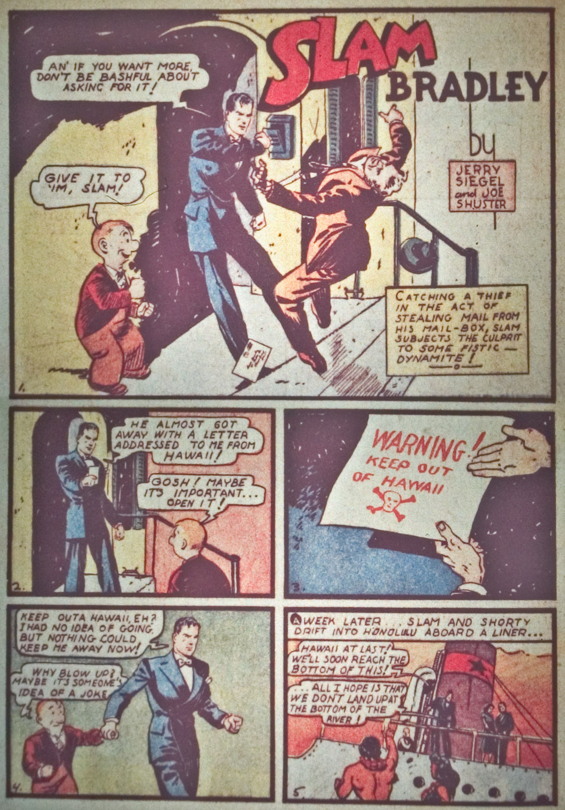 Detective Comics (1937) 29 Page 53