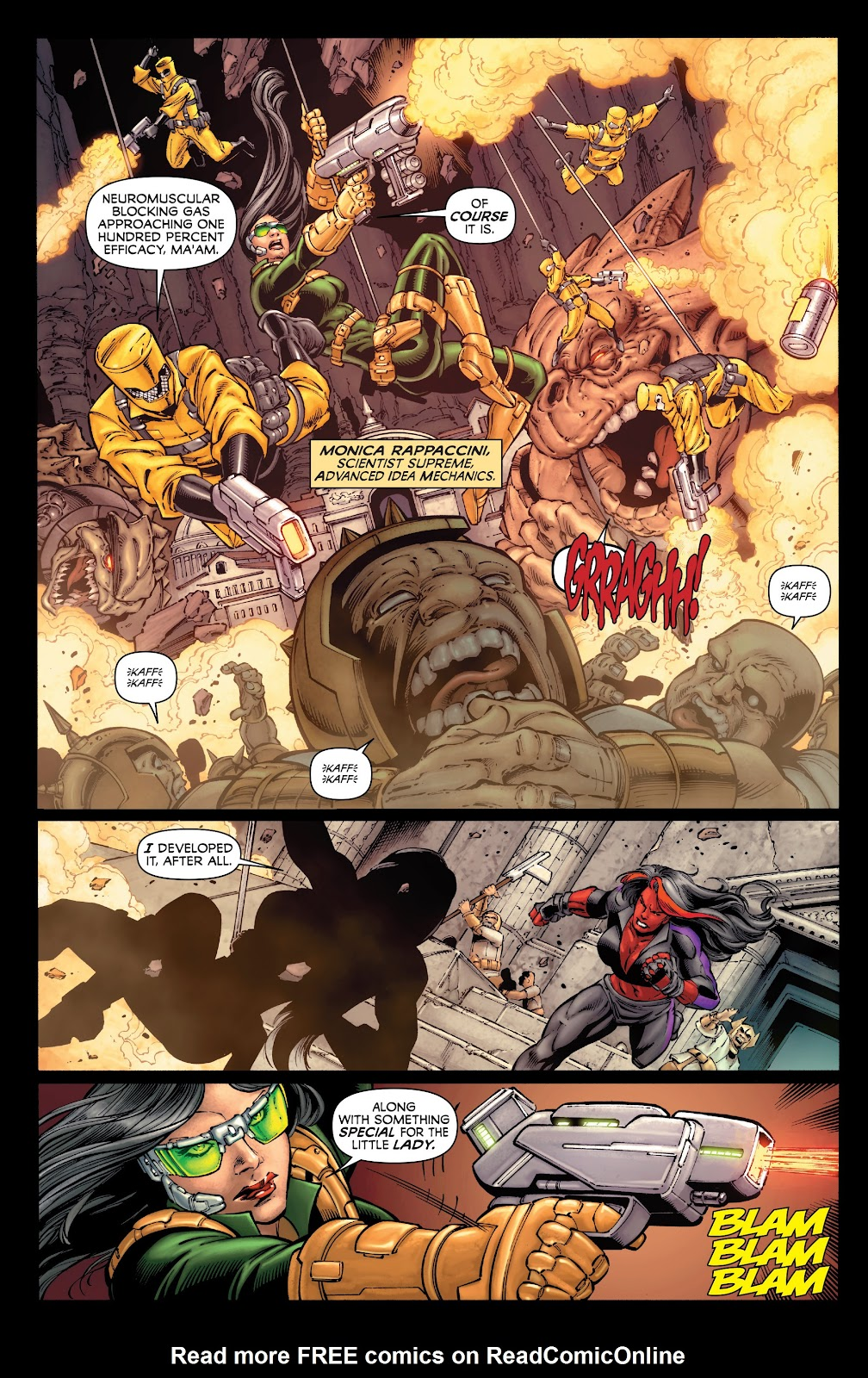 Read online Incredible Hulks (2010) comic -  Issue # _TPB Heart of the Monster - 13