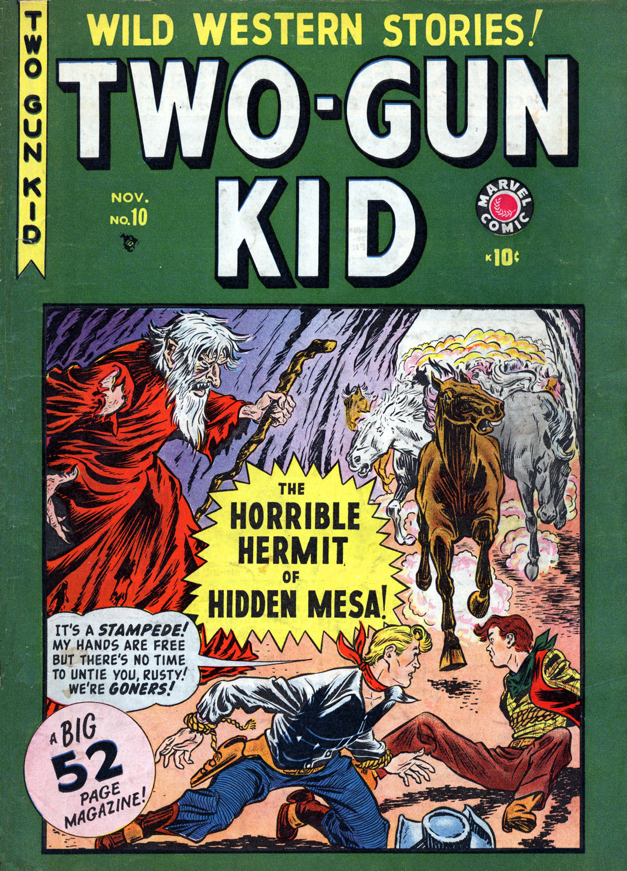 Read online Two-Gun Kid comic -  Issue #10 - 1