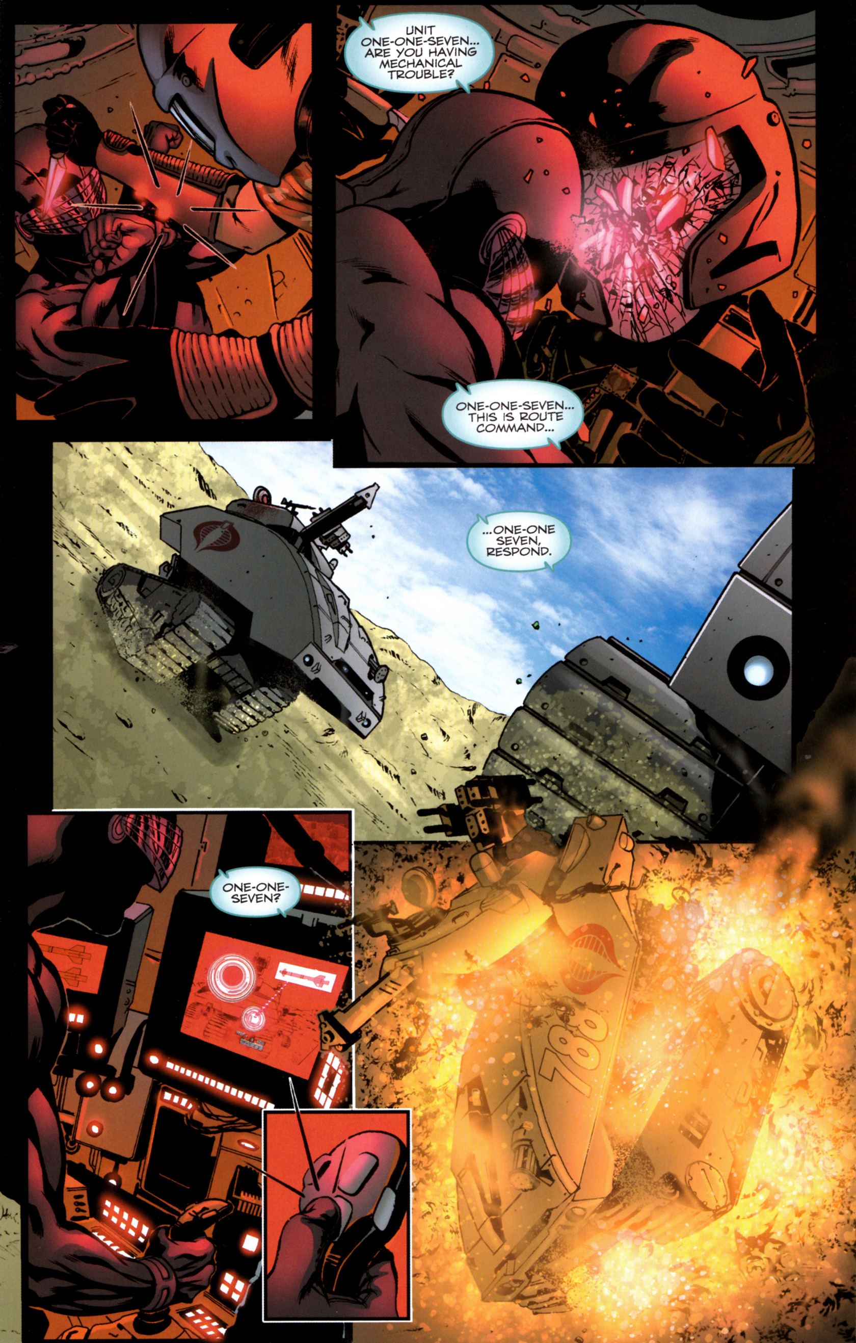 Read online G.I. Joe: Snake Eyes comic -  Issue #9 - 10