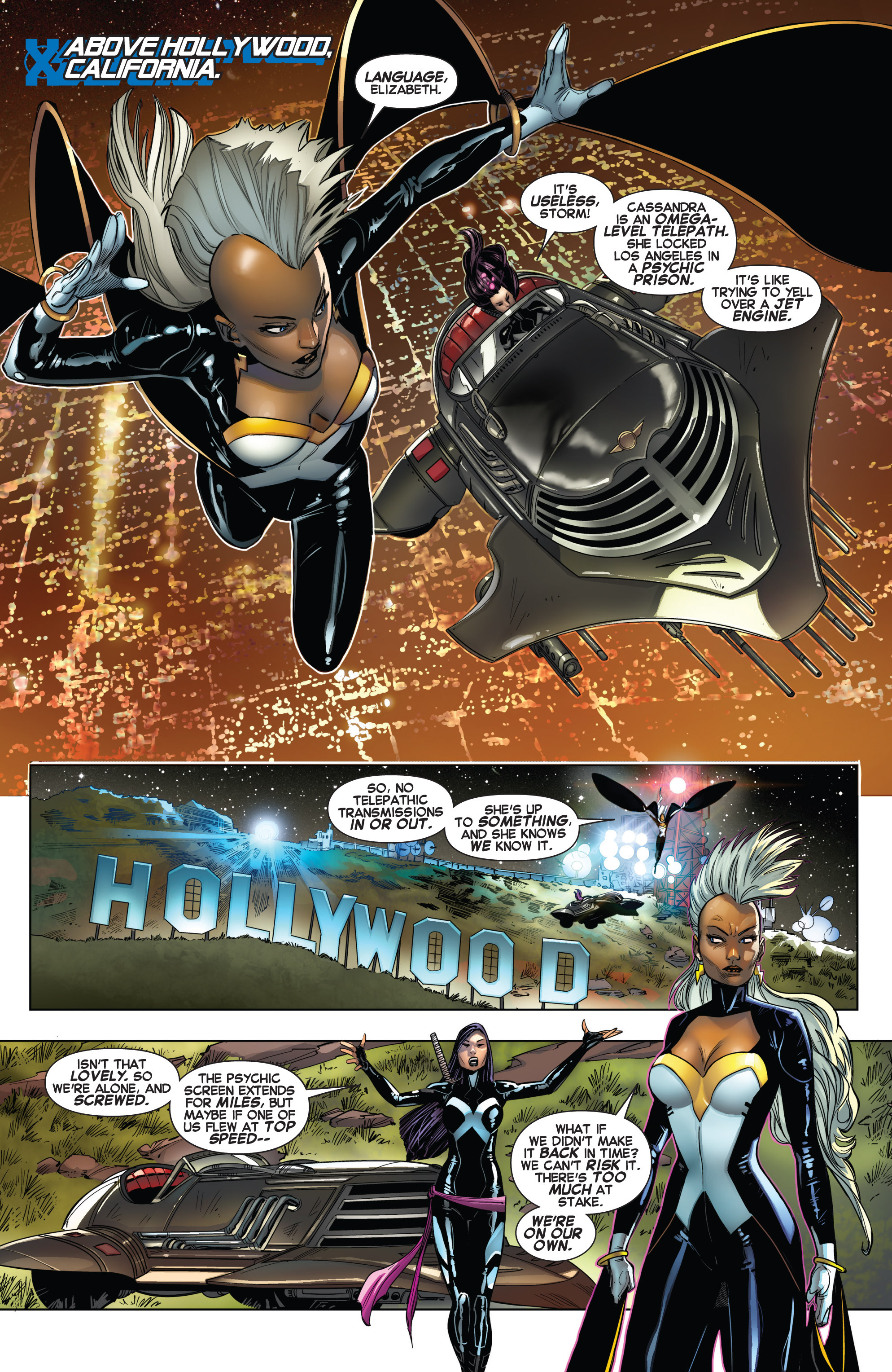 Read online Uncanny X-Force (2013) comic -  Issue #13 - 5