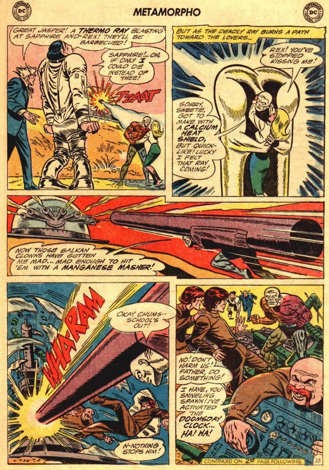 Metamorpho (1965) issue 2 - Page 25
