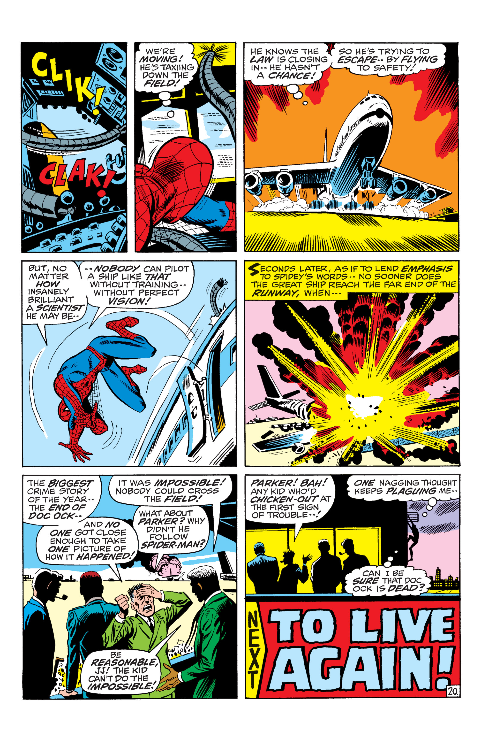 The Amazing Spider-Man (1963) 88 Page 19