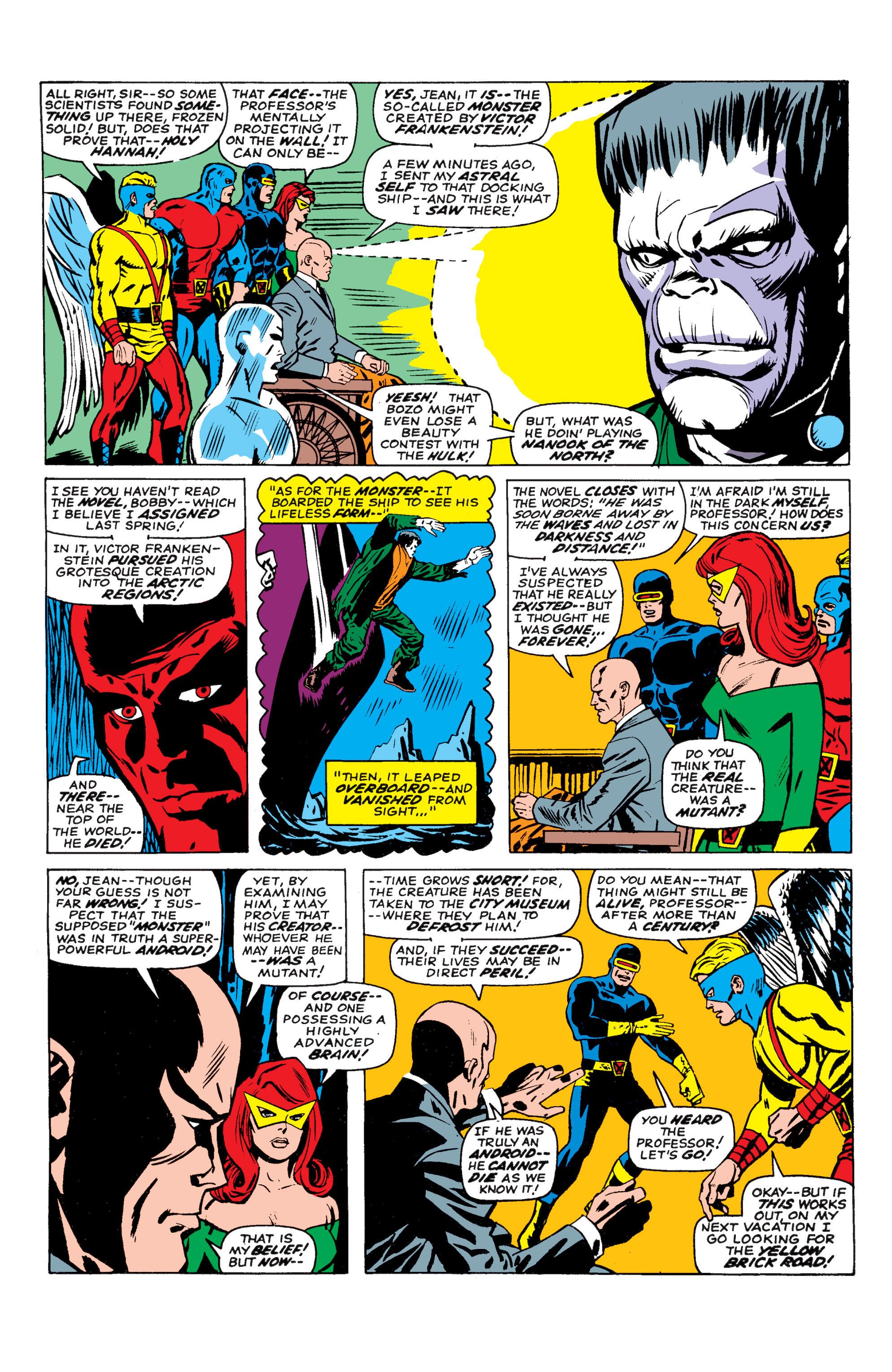 Uncanny X-Men (1963) 40 Page 4