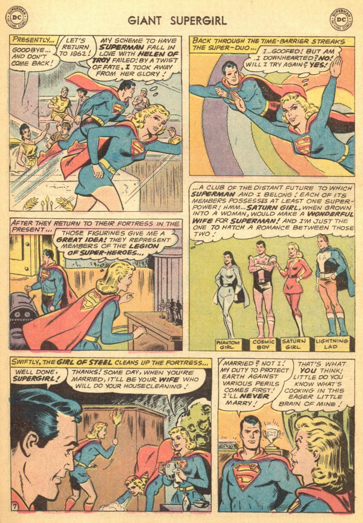 Read online Adventure Comics (1938) comic -  Issue #390 - 10