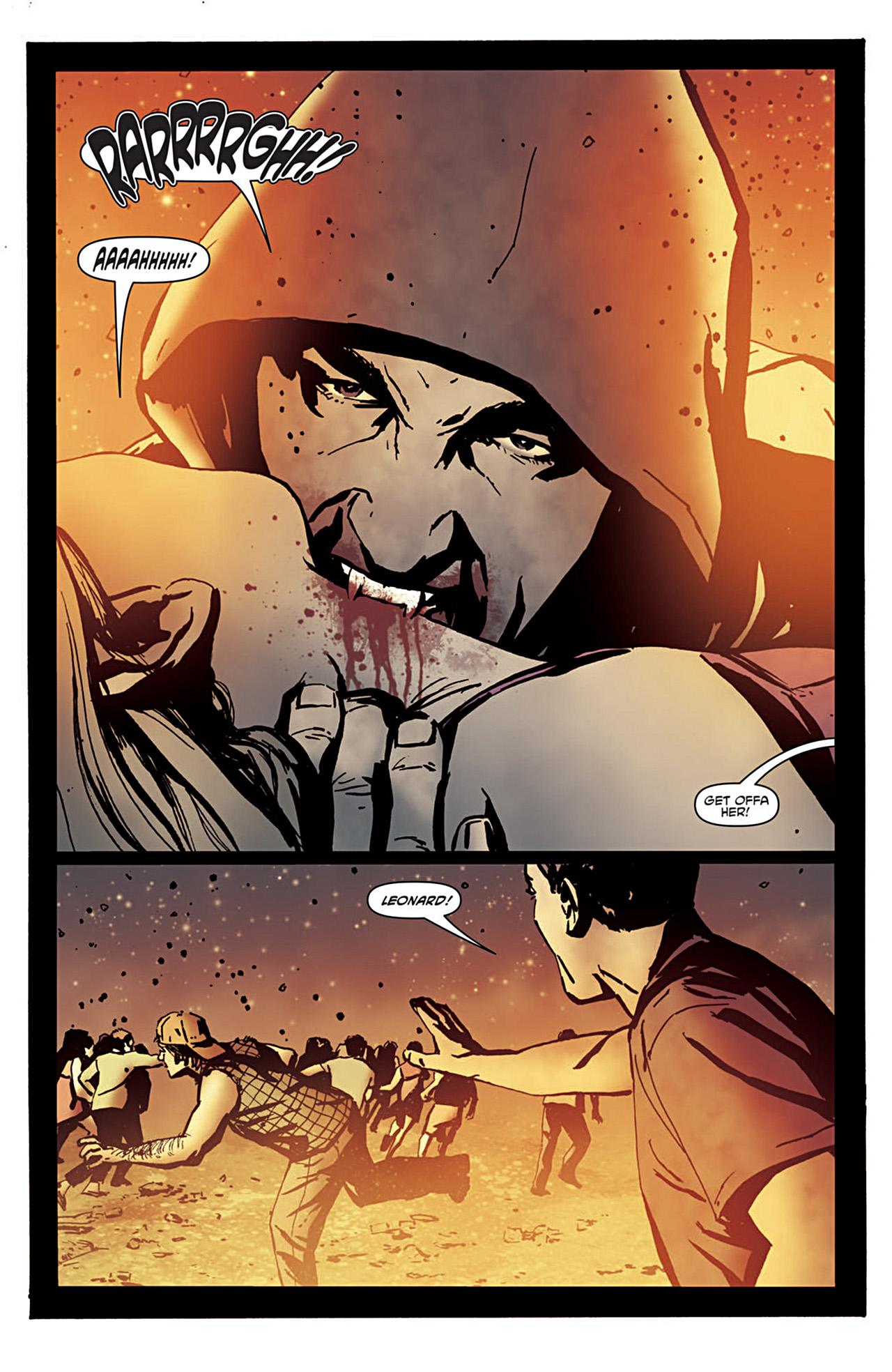 Read online True Blood (2012) comic -  Issue #3 - 3