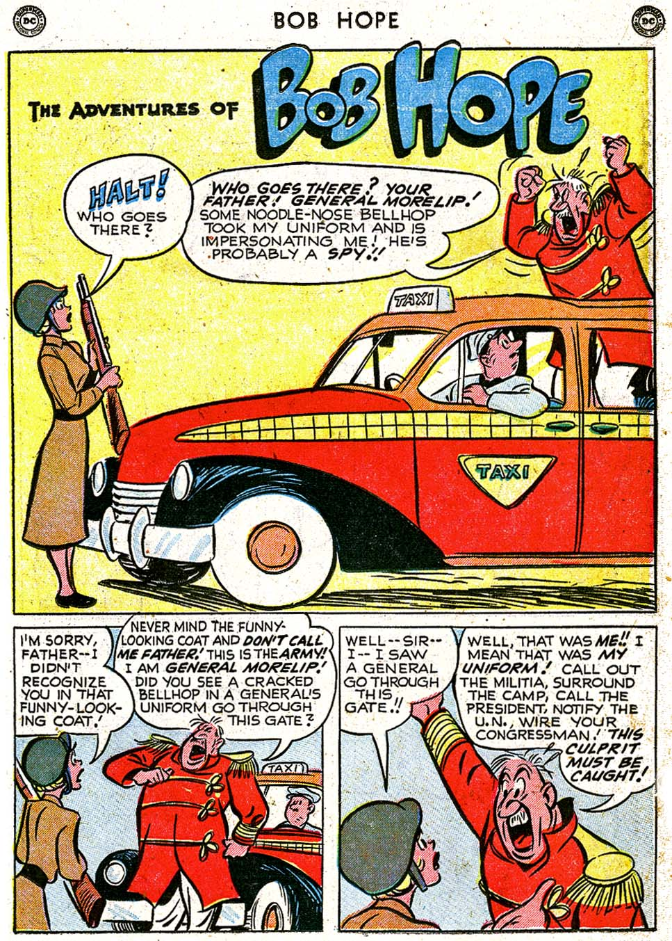 The Adventures of Bob Hope issue 8 - Page 15