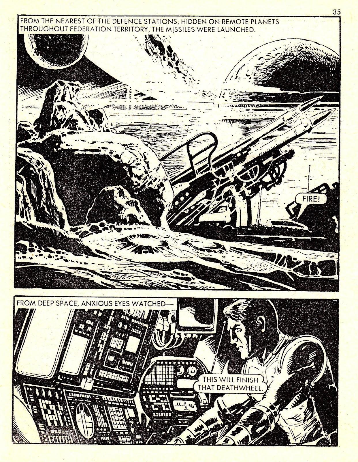 Starblazer issue 140 - Page 35