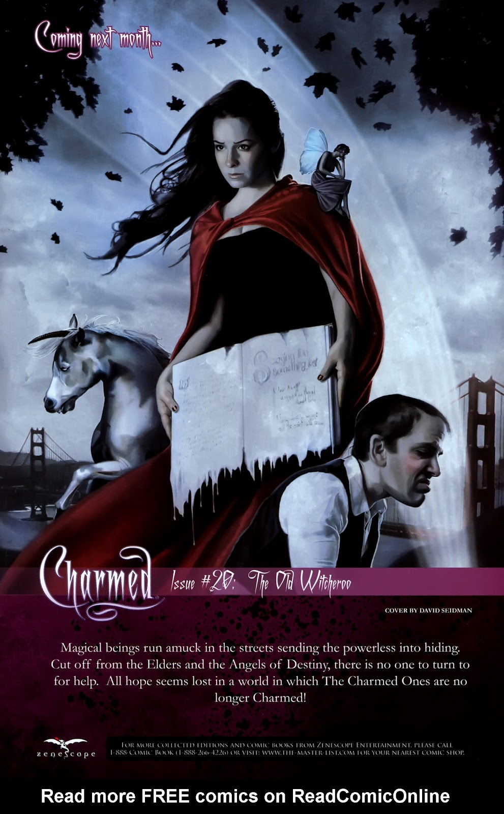 Comic Charmed issue 23