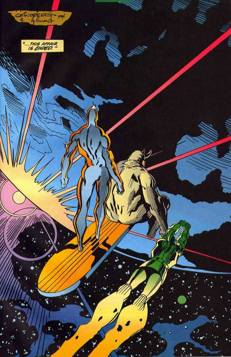 Read online Secret Defenders comic -  Issue #14 - 23