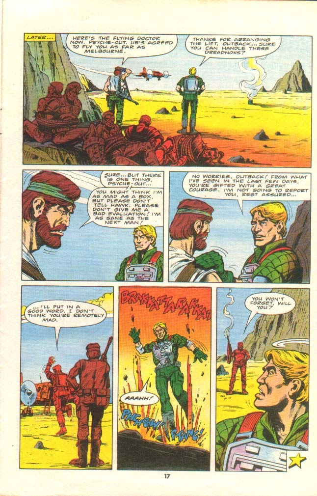 G.I. Joe European Missions issue 11 - Page 16