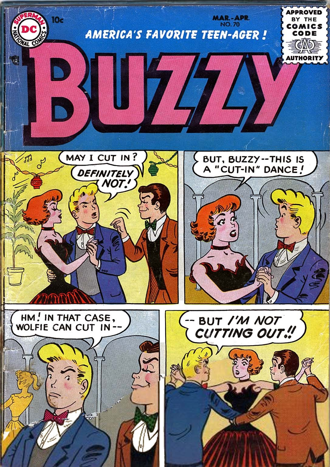 Buzzy issue 70 - Page 1