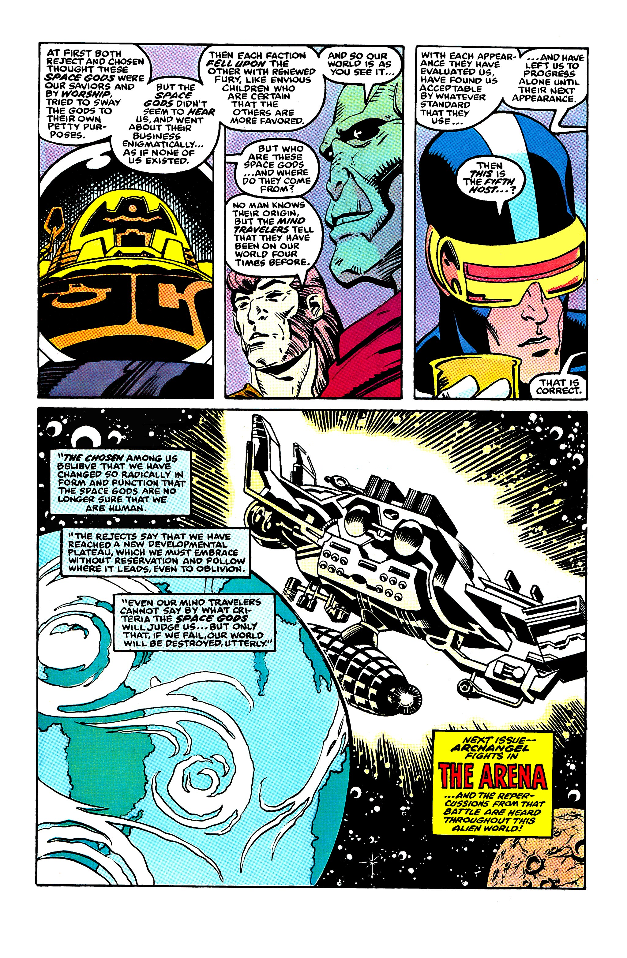 Read online X-Factor (1986) comic -  Issue #44 - 23