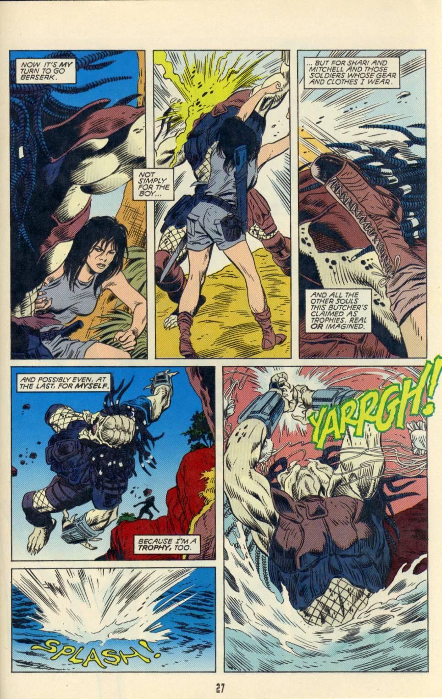Read online Aliens/Predator: The Deadliest of the Species comic -  Issue #2 - 28