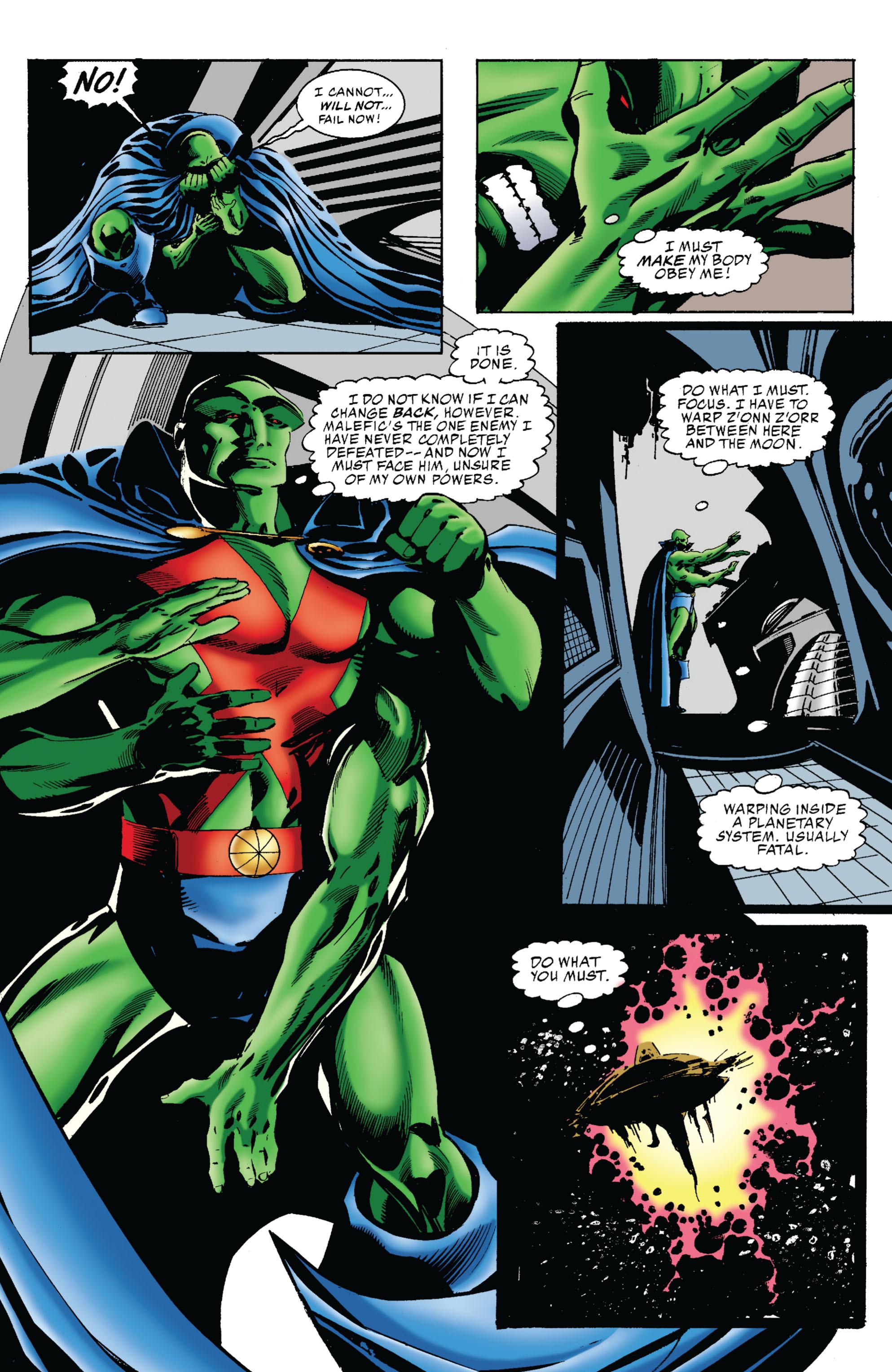 Read online Martian Manhunter: Son of Mars comic -  Issue # TPB - 215