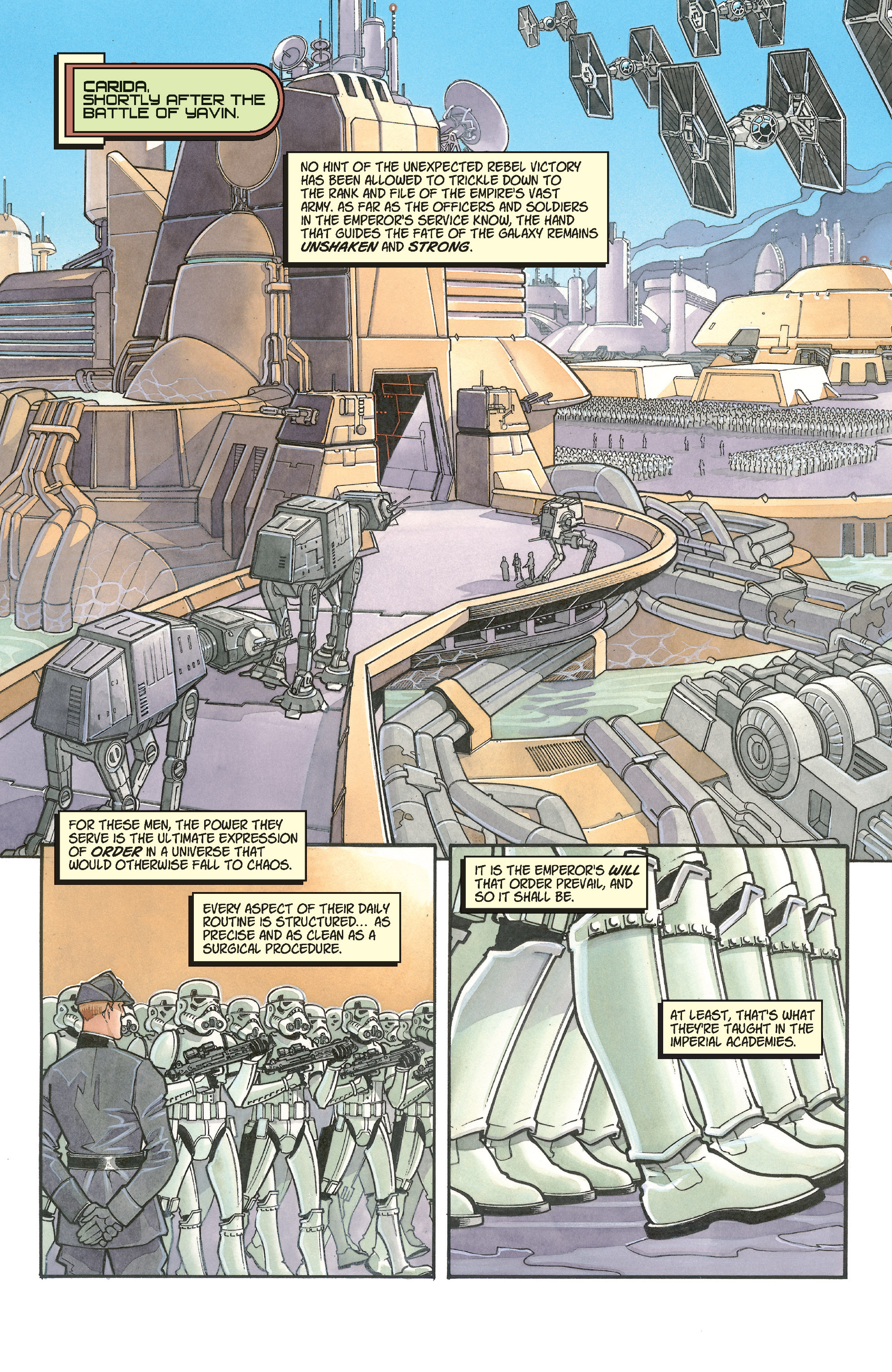 Read online Star Wars Omnibus comic -  Issue # Vol. 22 - 133