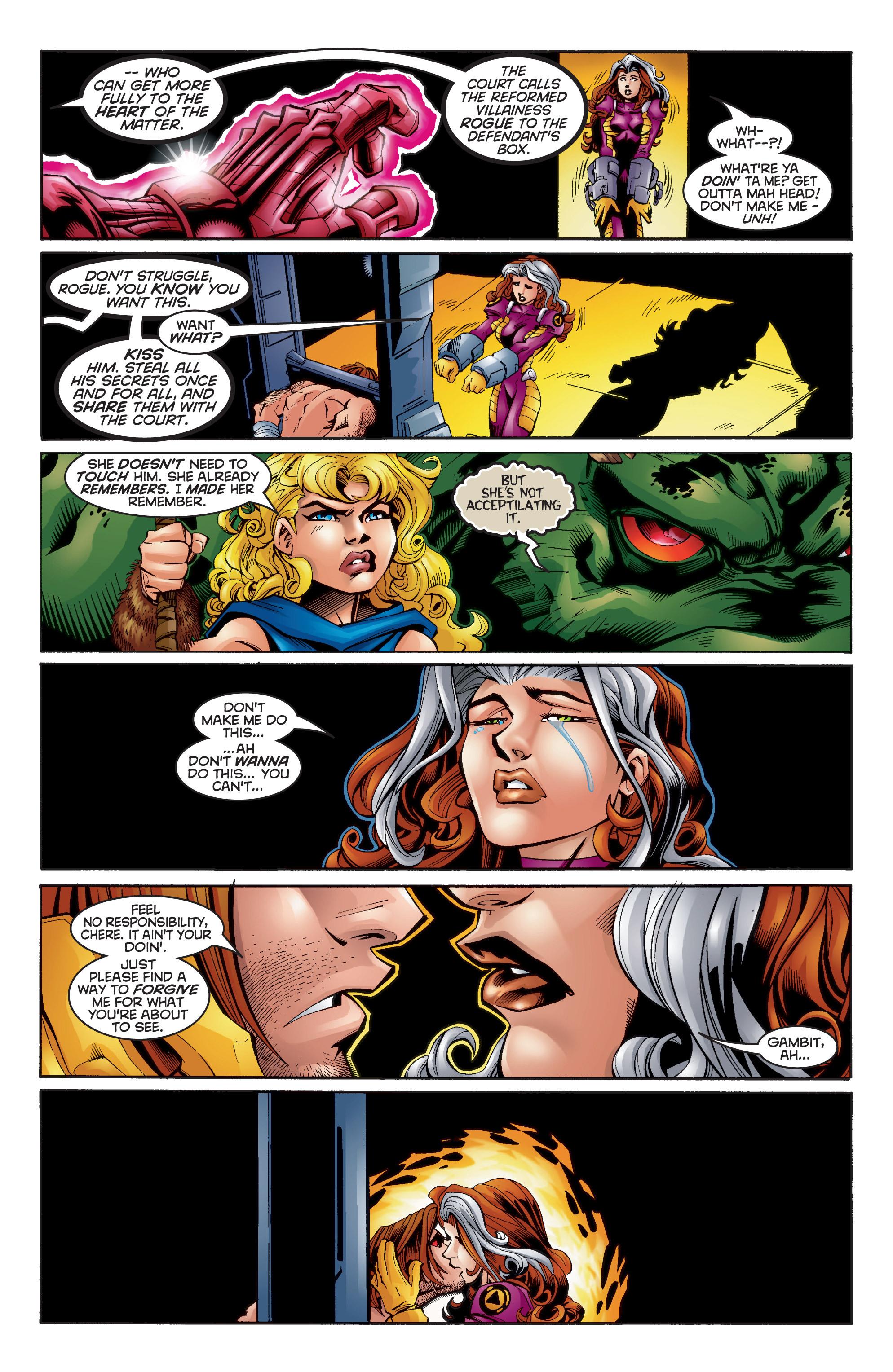 Read online Uncanny X-Men (1963) comic -  Issue #350 - 31