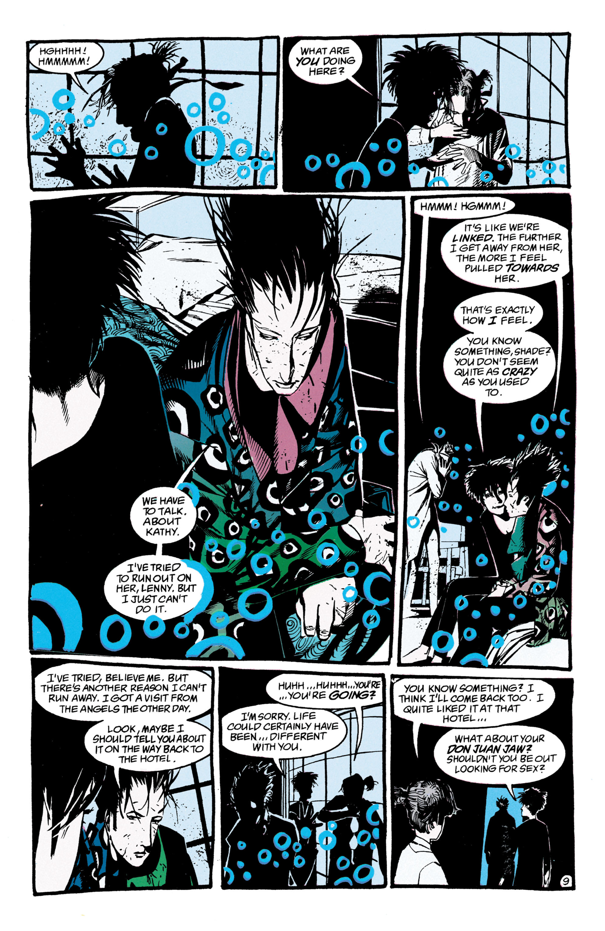 Read online Shade, the Changing Man comic -  Issue #47 - 10