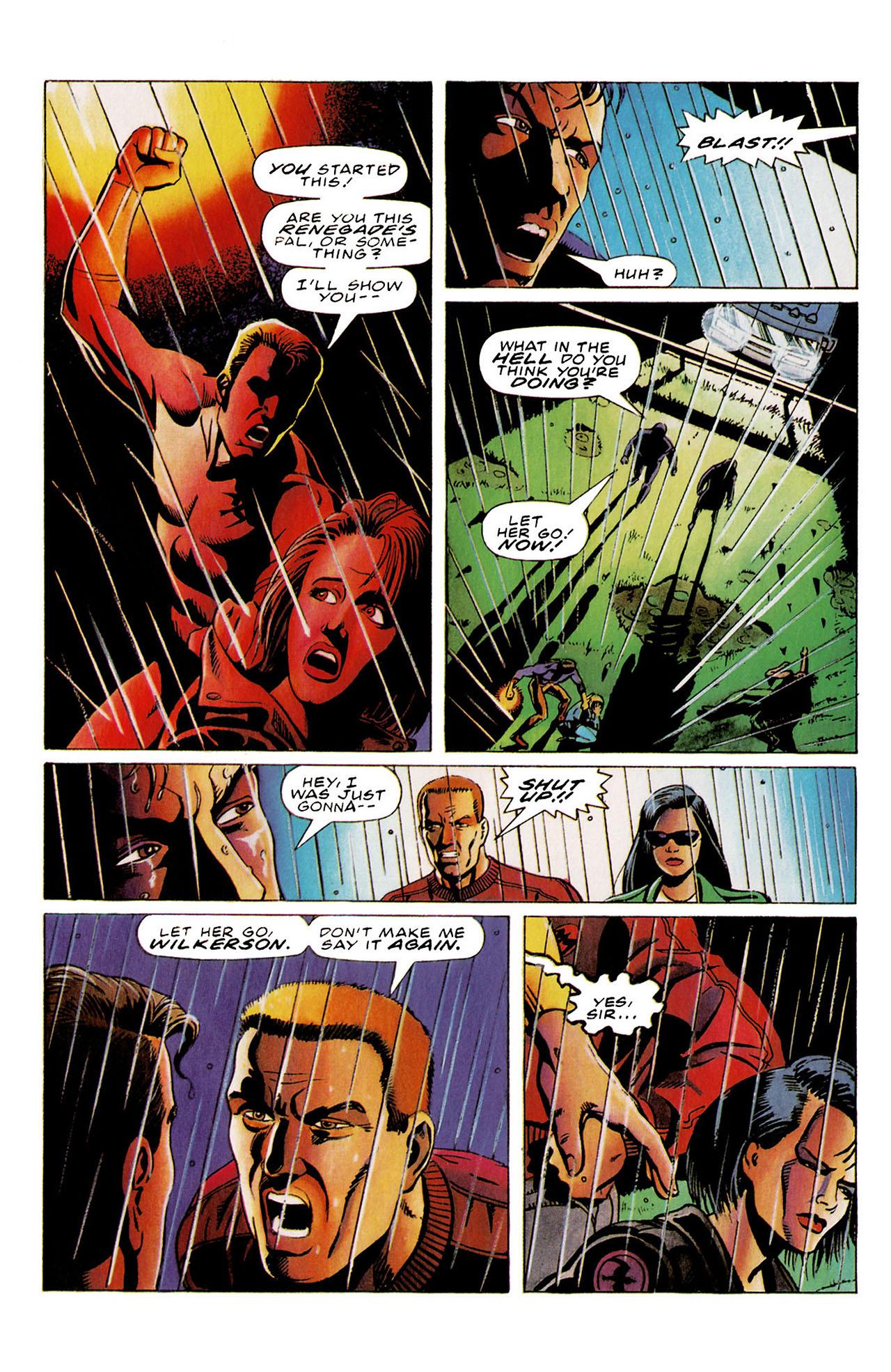 Read online Harbinger (1992) comic -  Issue #26 - 24