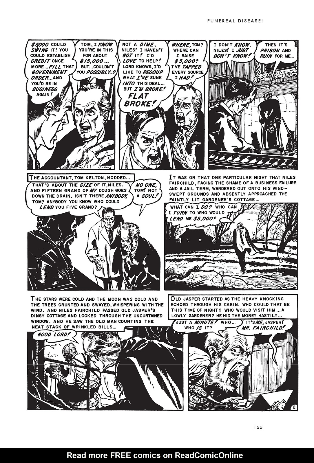 Read online Sucker Bait and Other Stories comic -  Issue # TPB (Part 2) - 70