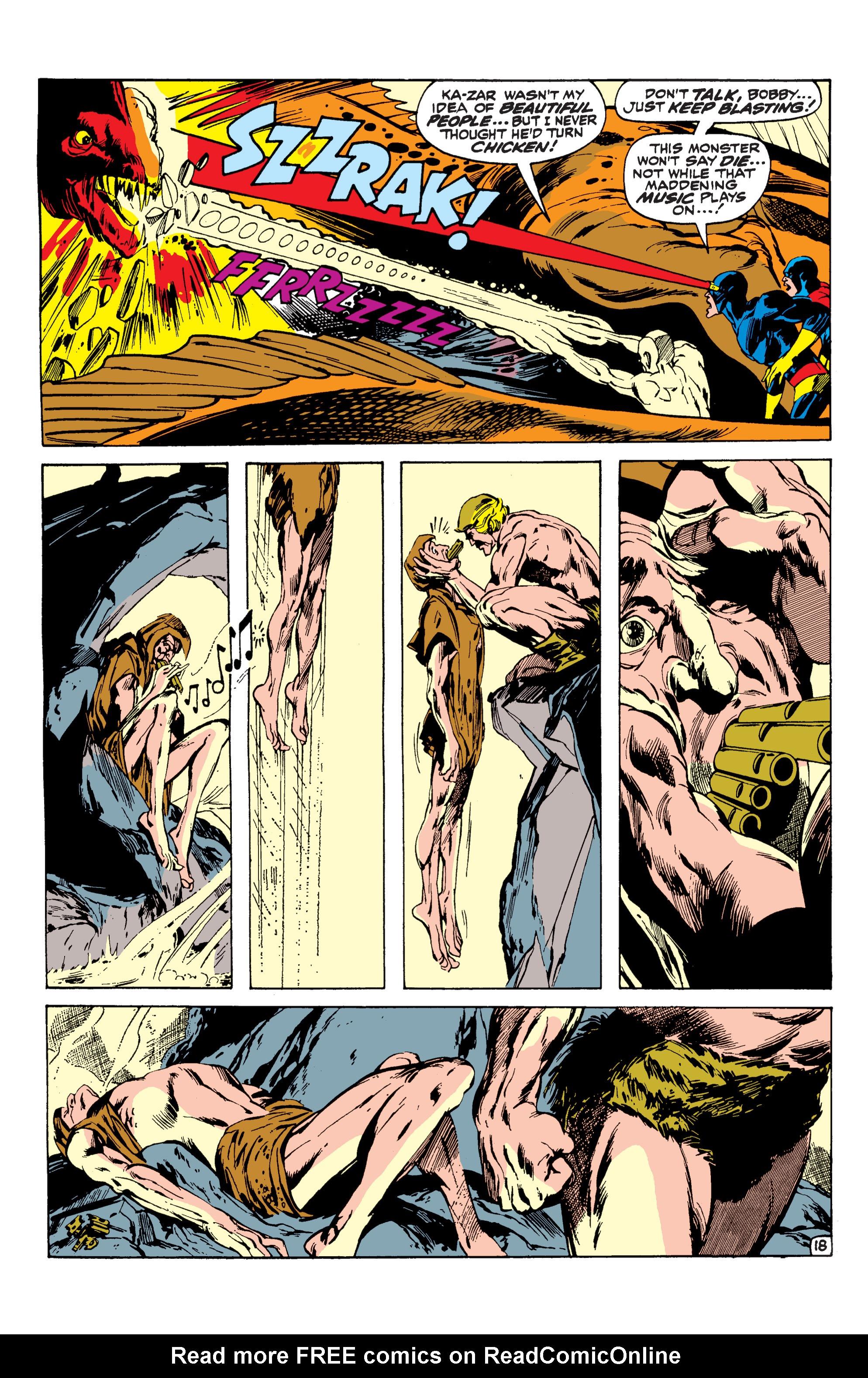 Uncanny X-Men (1963) 62 Page 18