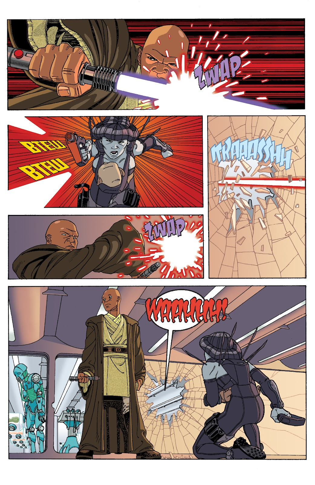 Read online Star Wars Legends: Rise of the Sith - Epic Collection comic -  Issue # TPB 1 (Part 1) - 30