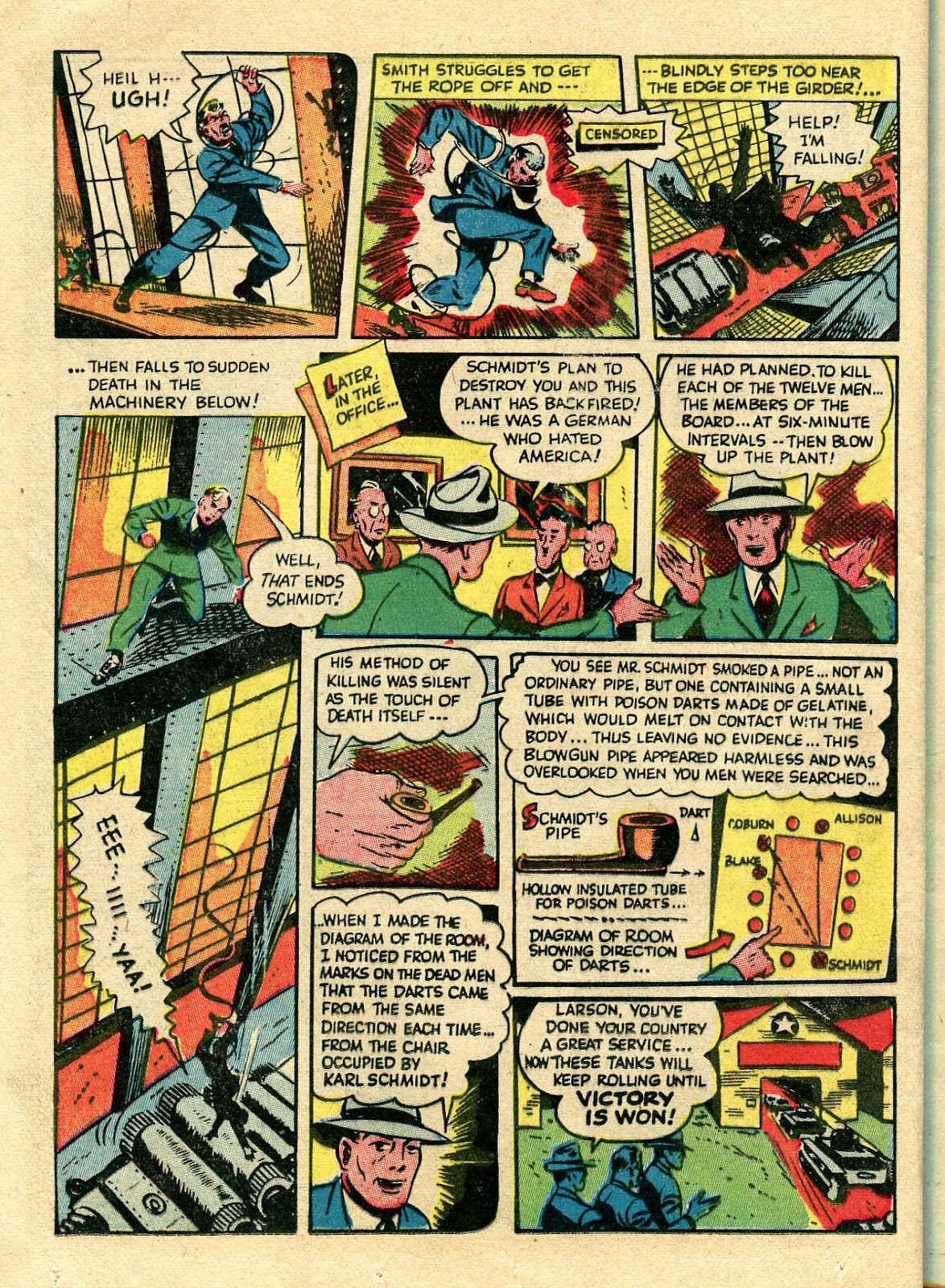 Green Hornet Comics issue 11 - Page 27