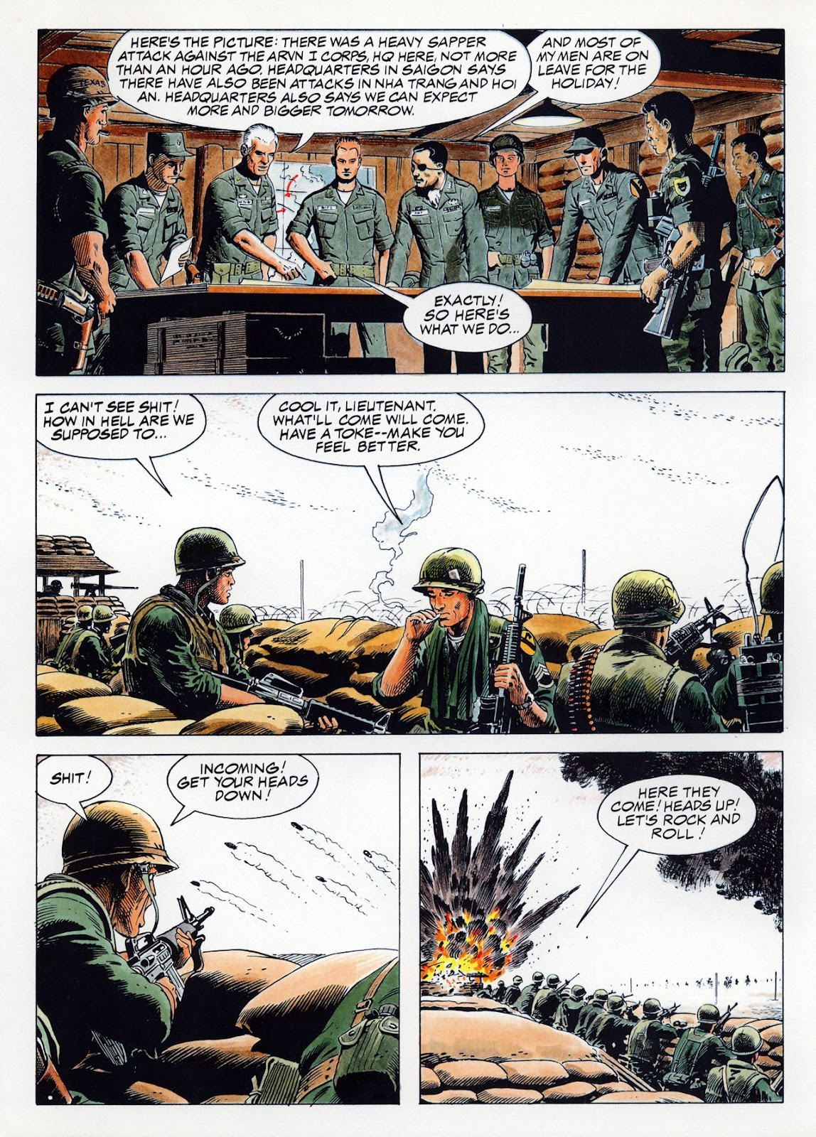 Epic Graphic Novel: Hearts and Minds issue Full - Page 45