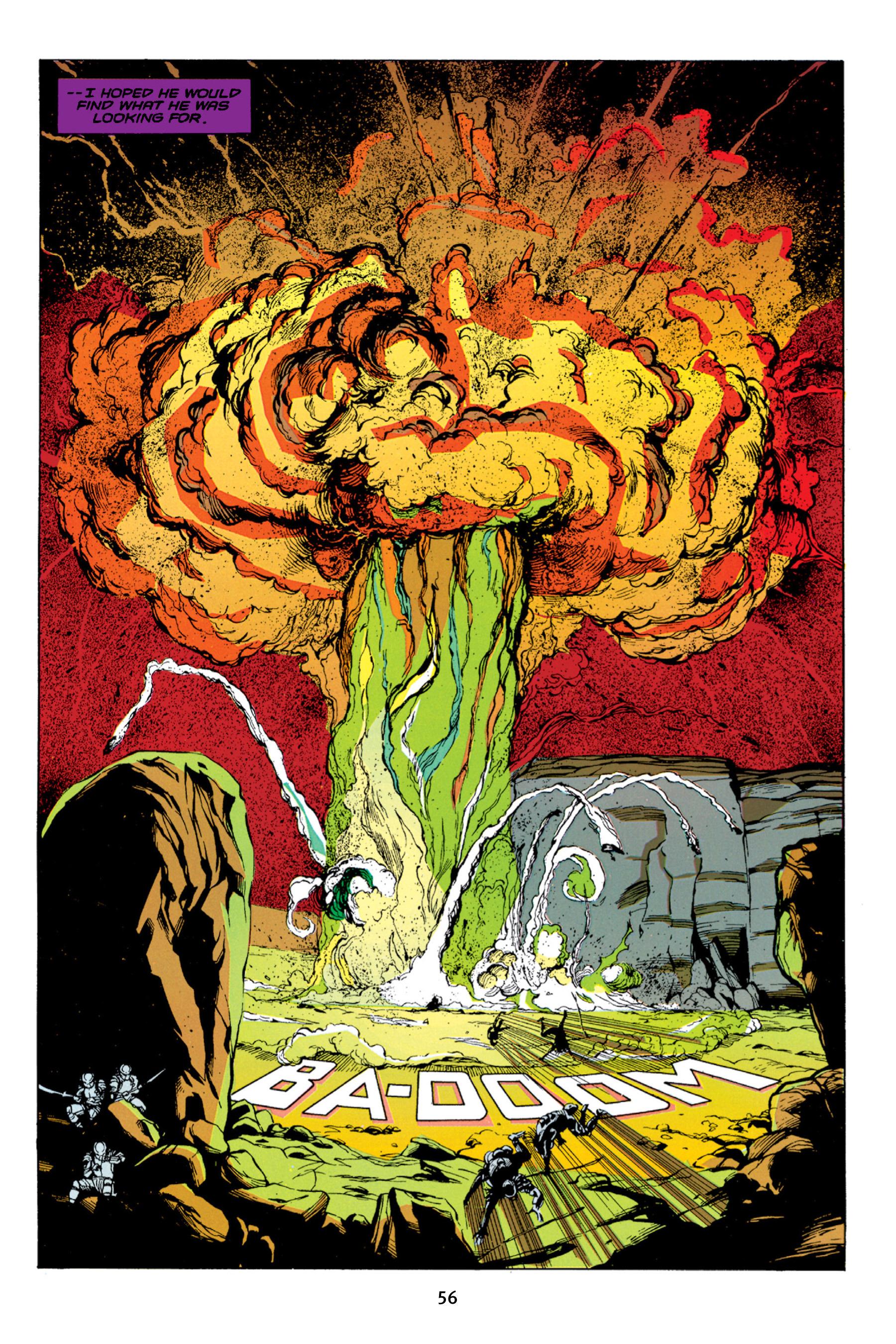 Read online Aliens vs. Predator Omnibus comic -  Issue # _TPB 1 Part 1 - 56