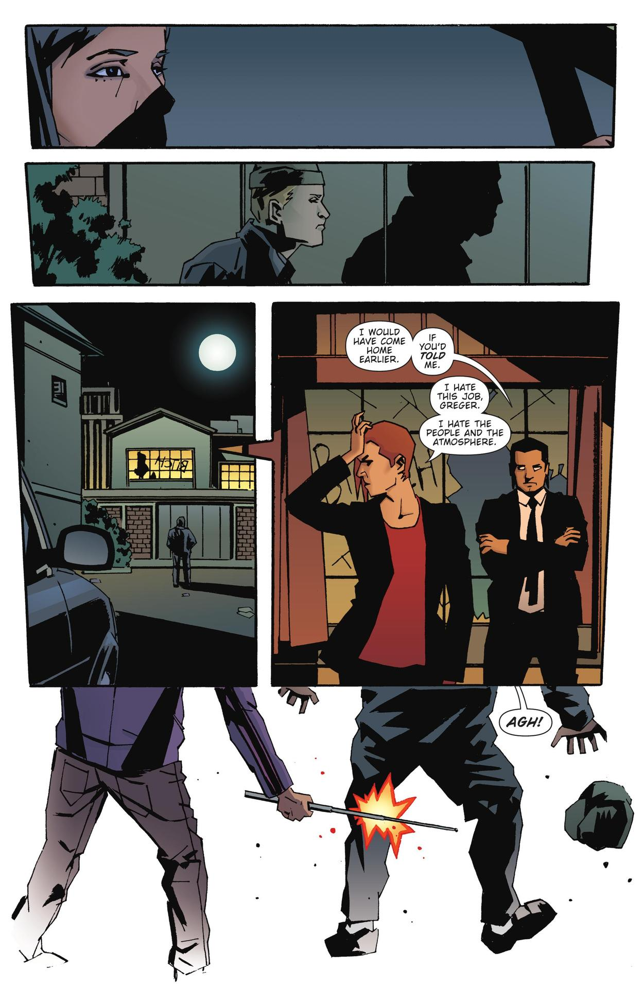 Read online The Girl Who Kicked The Hornet's Nest comic -  Issue # TPB - 199
