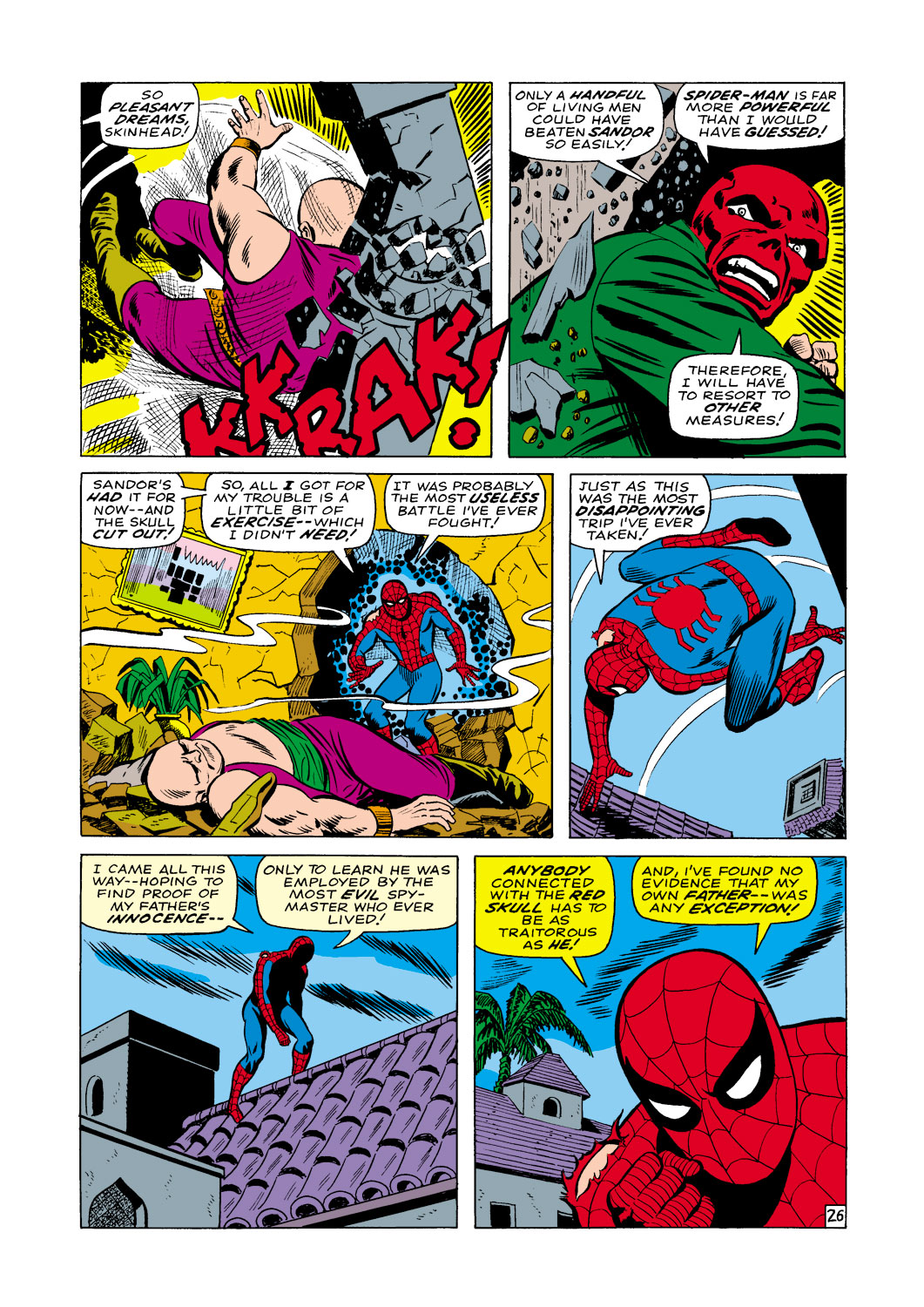 The Amazing Spider-Man (1963) _Annual_5 Page 26