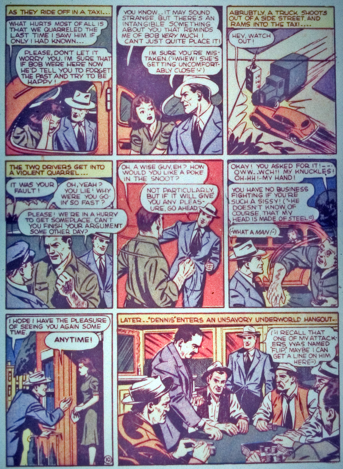 Star Spangled Comics (1941) issue 7 - Page 41