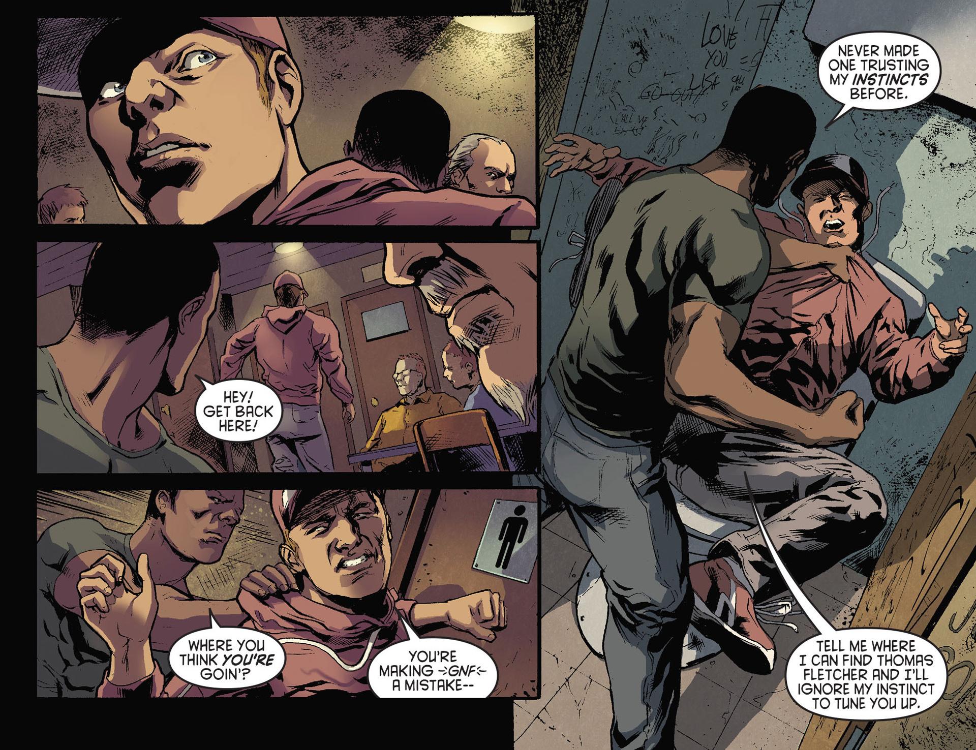 Read online Arrow [II] comic -  Issue #28 - 14