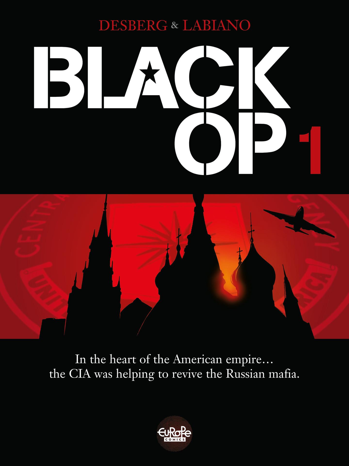 Black Op 1 Page 1