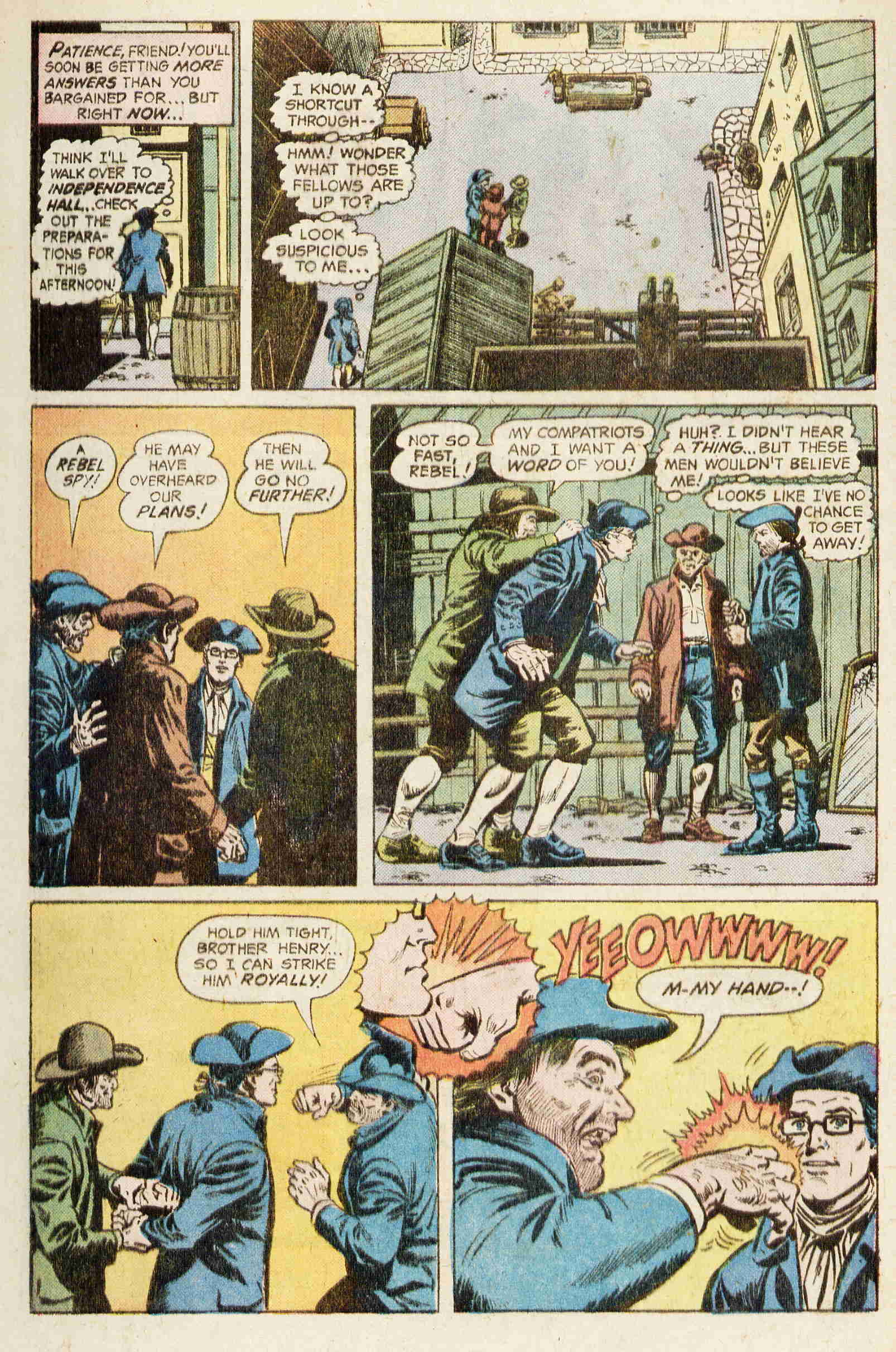 Read online Action Comics (1938) comic -  Issue #463 - 6