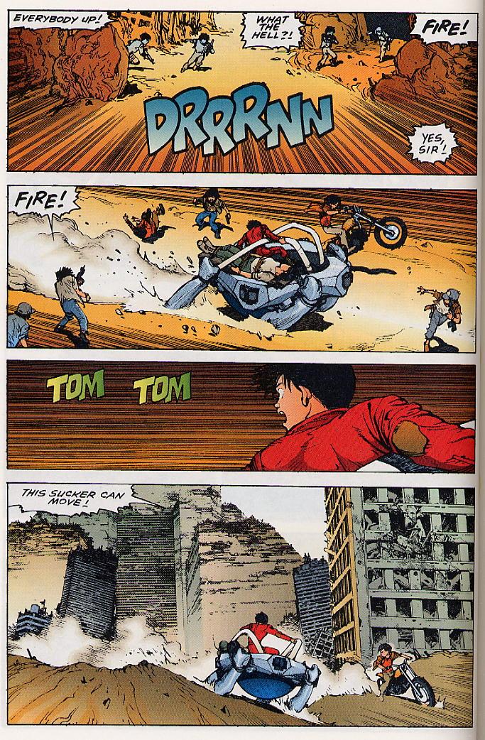 Read online Akira comic -  Issue #26 - 43