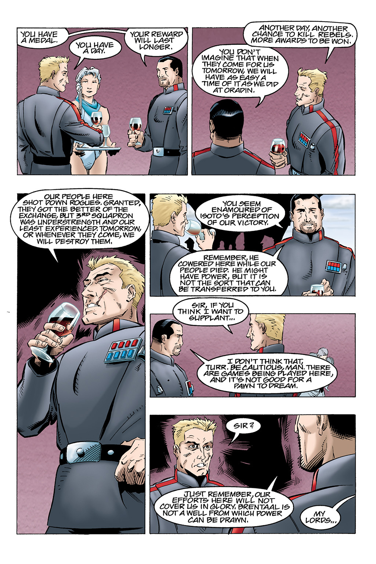 Read online Star Wars Omnibus comic -  Issue # Vol. 3 - 55
