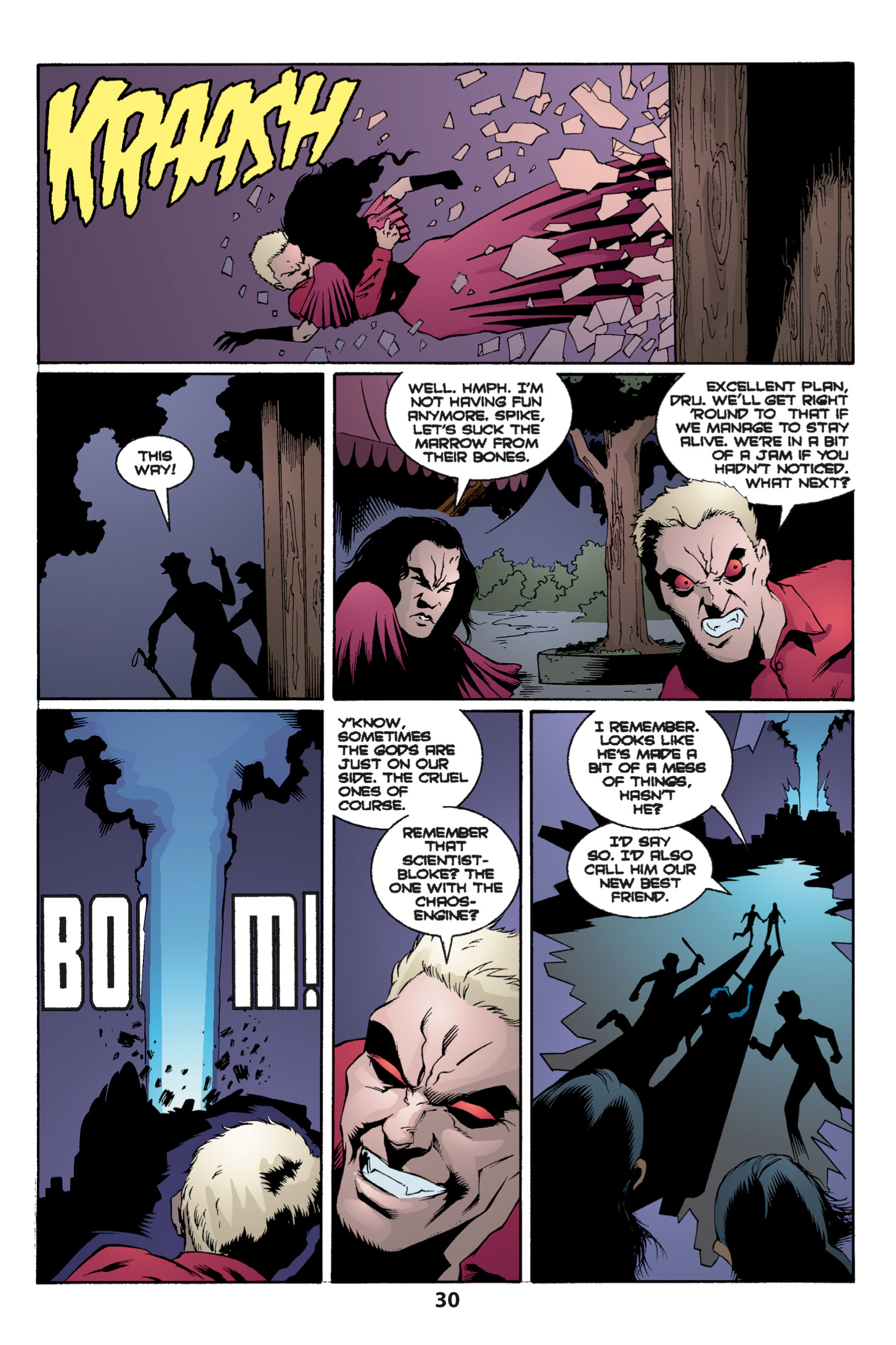 Read online Buffy the Vampire Slayer: Omnibus comic -  Issue # TPB 1 - 32